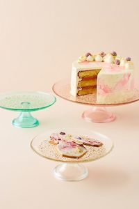 Moonside Cake Stand from Anthropologie photo