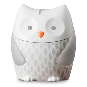 Skip Hop Moonlight and Melodies Nightlight Soother Owl photo
