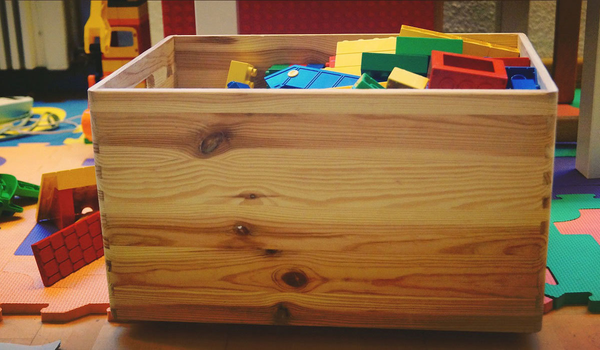 Best Toy Boxes, Bins, Baskets and Chests for Kids