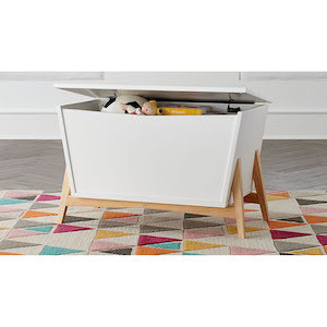 Crate & Kids Parkside Modern Toy Box photo