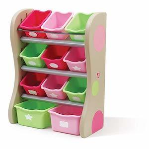 Step2 Fun Time Room Organizer And Toy Storage photo