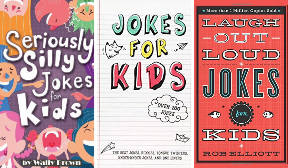 Hilarious Joke Books for Kids That Will Have the Whole Family Cracking Up