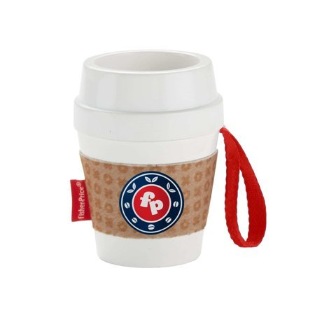 Fisher-Price Coffee Cup Teether photo