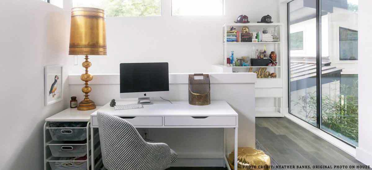 Everything You Need for a Chic At-Home Workspace Under $475