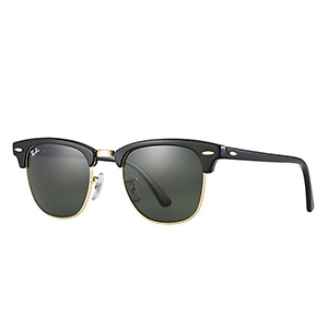 Ray-Ban Clubmaster Classic Sunglasses for Men and Women photo