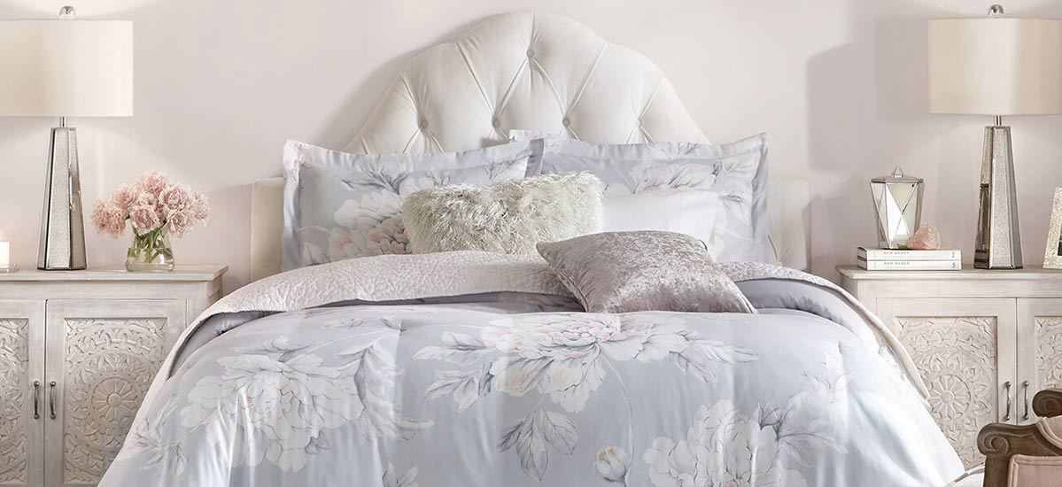 We Found Everything You Need to Build a Dreamy Bed
