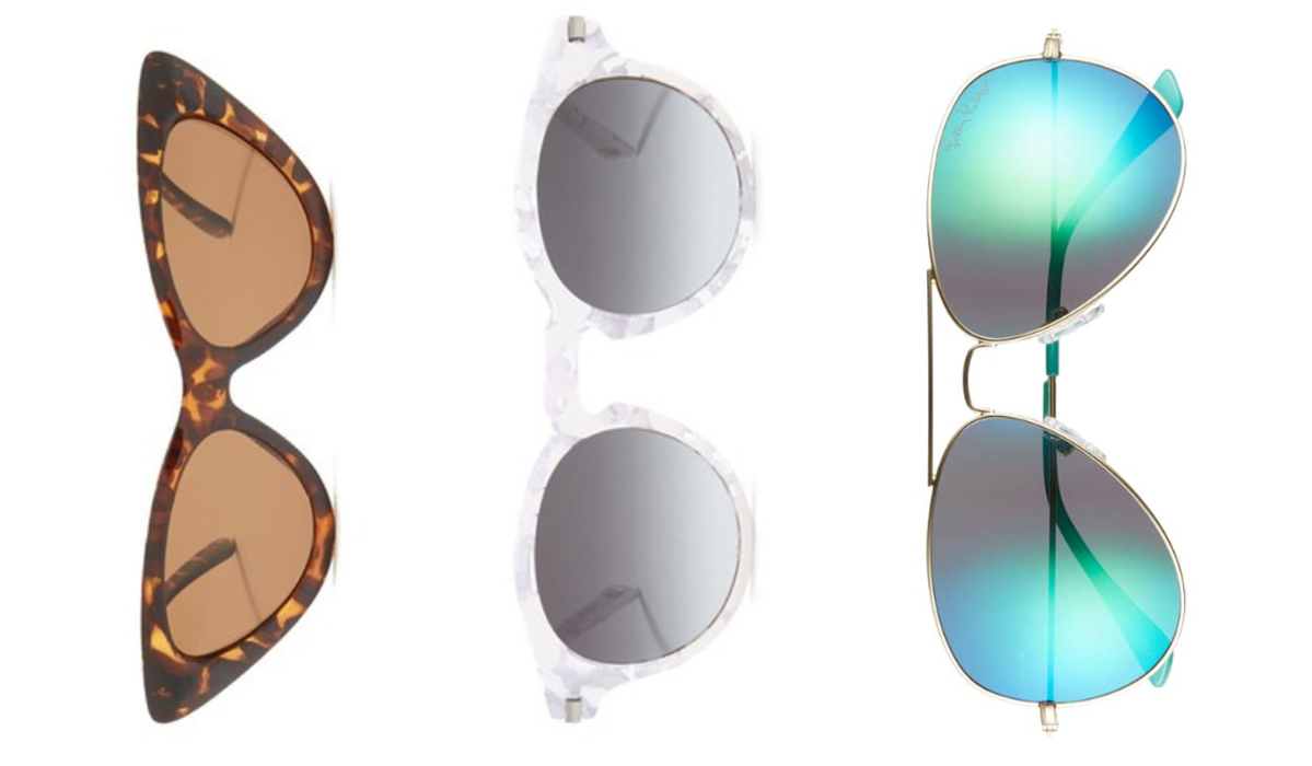 Affordable Women's Sunglasses Under $50