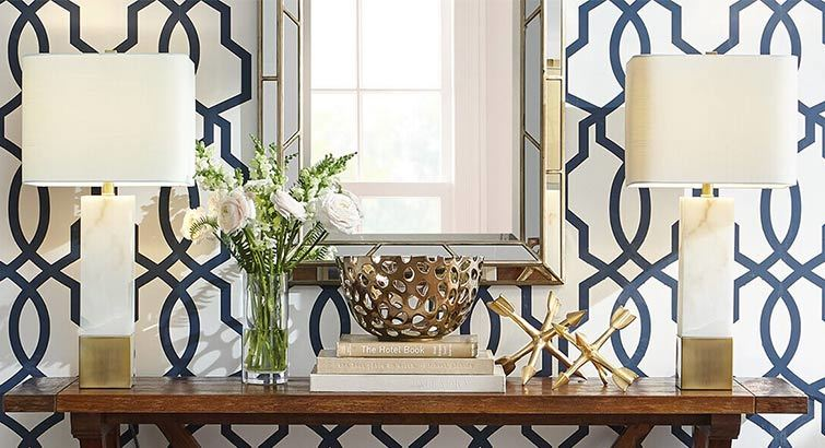 We're Obsessed With These Glamorous Wall Mirrors from The Home Depot