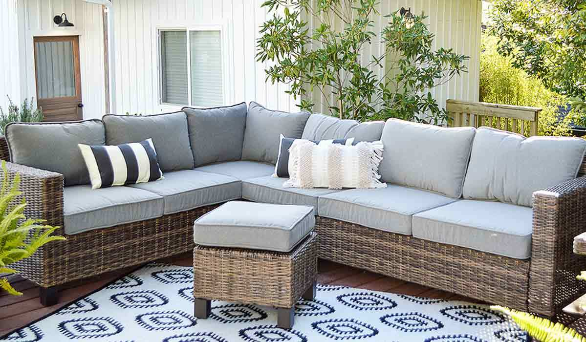 Style that Makes You Happy: Outdoor Living Ideas from Better Homes & Gardens at Walmart