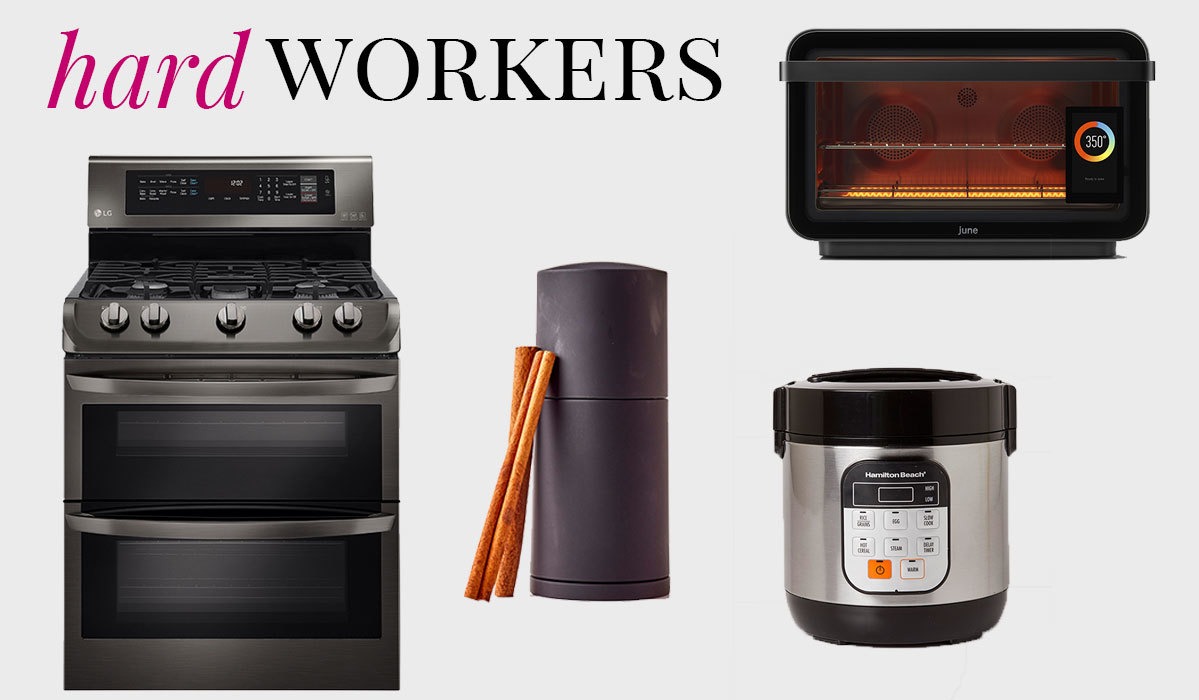 Small and major kitchen appliances photo