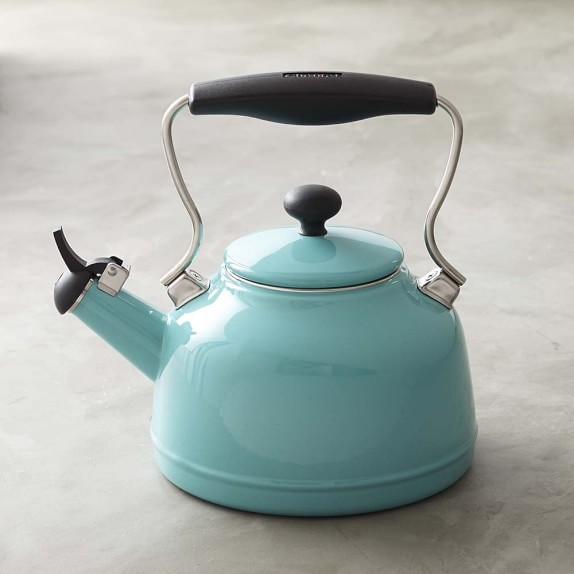 Chantal Vintage Tea Kettle Williams Sonoma photo