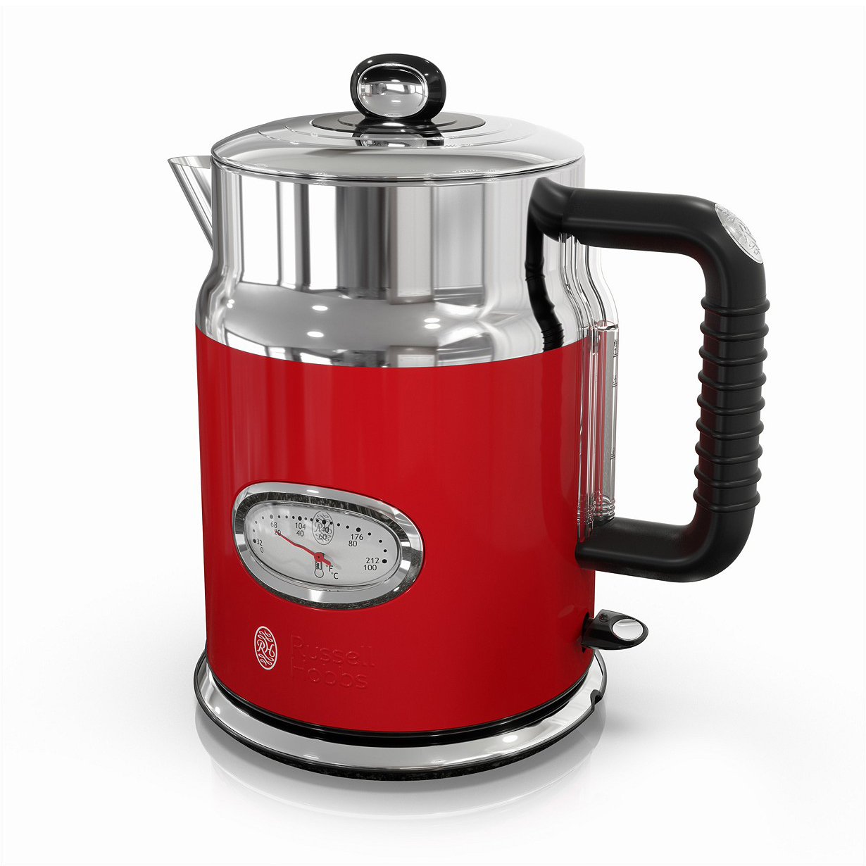 Russell Hobbs Retro Style Electric Kettle Macys photo