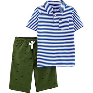 Carter's Boys Two-Piece Outfit photo