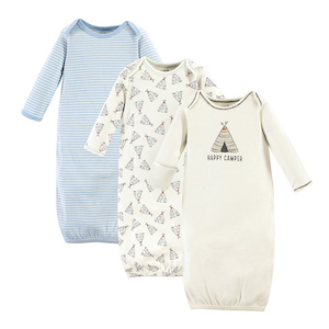 Baby Vision Touched By Nature Organic Cotton Gowns photo
