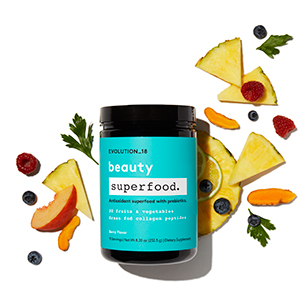 Super fruit and vegetable powder photo