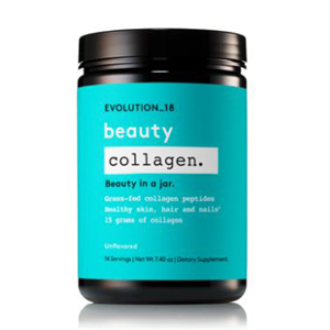 Collagen peptide and protein powder photo