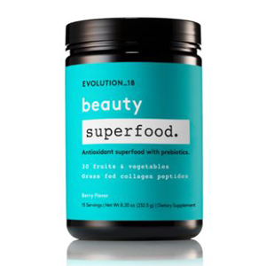 Super fruit and vegetable beauty blend powder photo