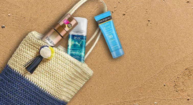 6 Beauty Essentials You Need Before Having Fun in the Sun—Plus, the Perfect Beach Bag
