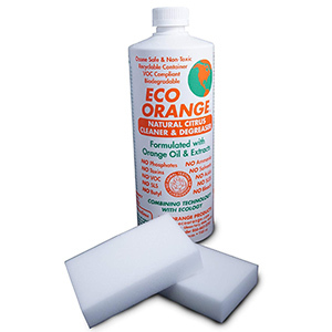 ECO Orange Concentrate Cleaner and Degreaser photo