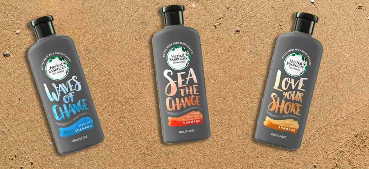 Here's Why You'll Obsess Over Herbal Essences' New Eco-Friendly Hair Products