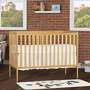 Dream on Me Synergy 5-in-1 Convertible Crib photo