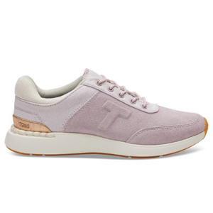 Lilac sneakers by TOMS photo