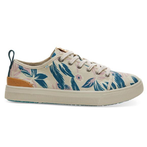 TOMS sneakers with a floral print photo