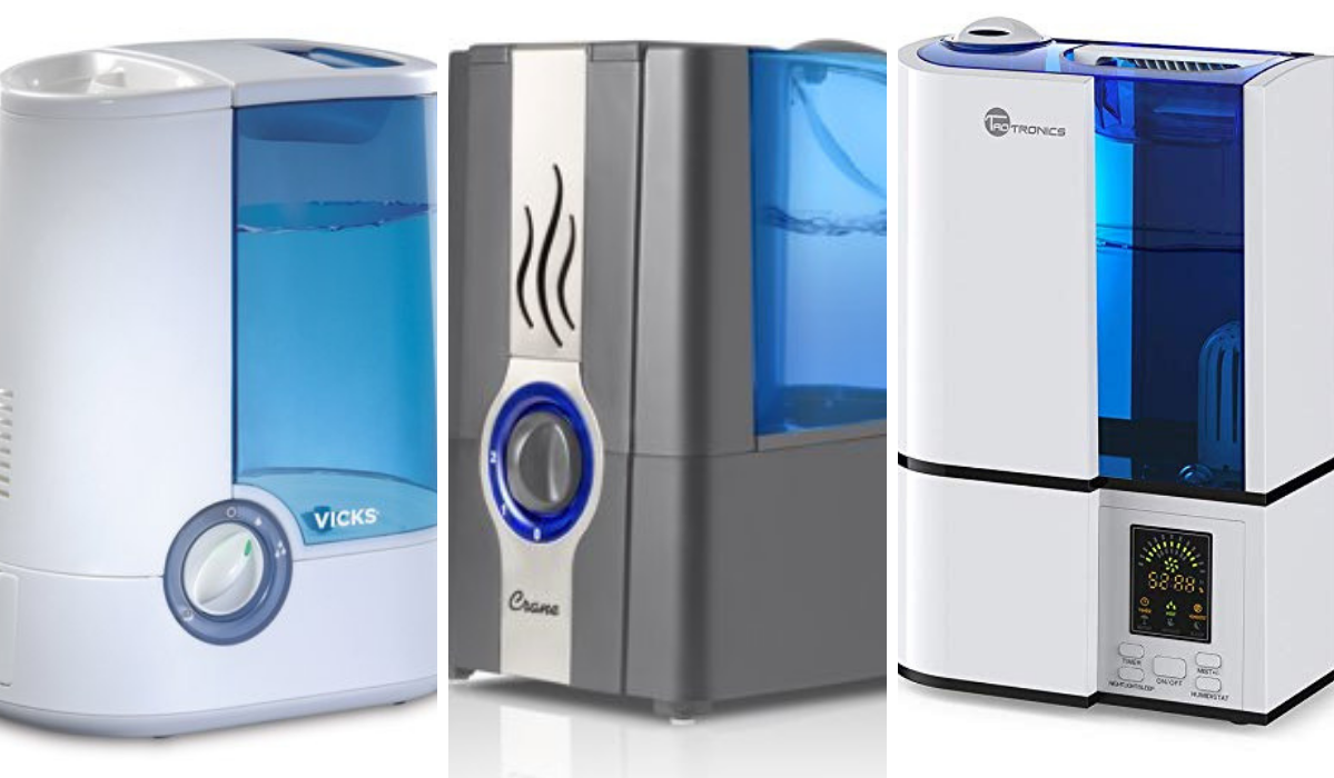 Best Humidifiers for Families with Allergies