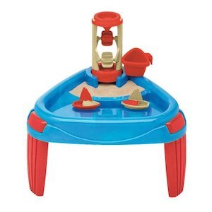 American Plastic Toys Sand and Water Play Table photo