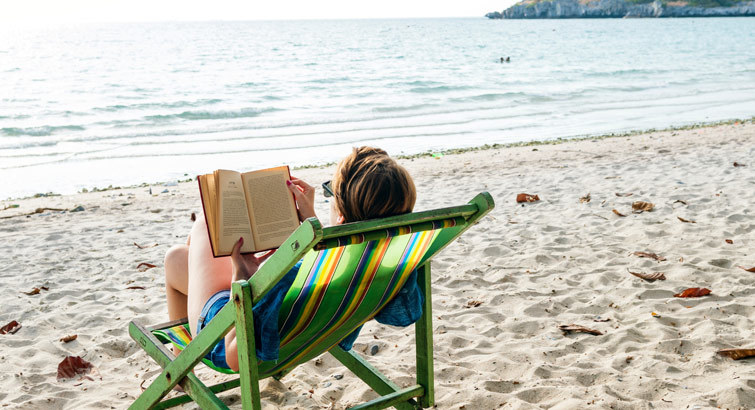 6 Must-Read Books to Bring on Your Next Beach Vacation