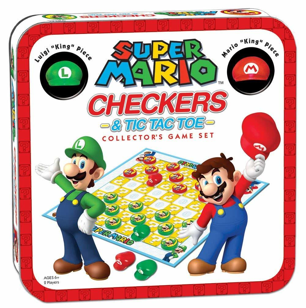Super Mario Checkers photo
