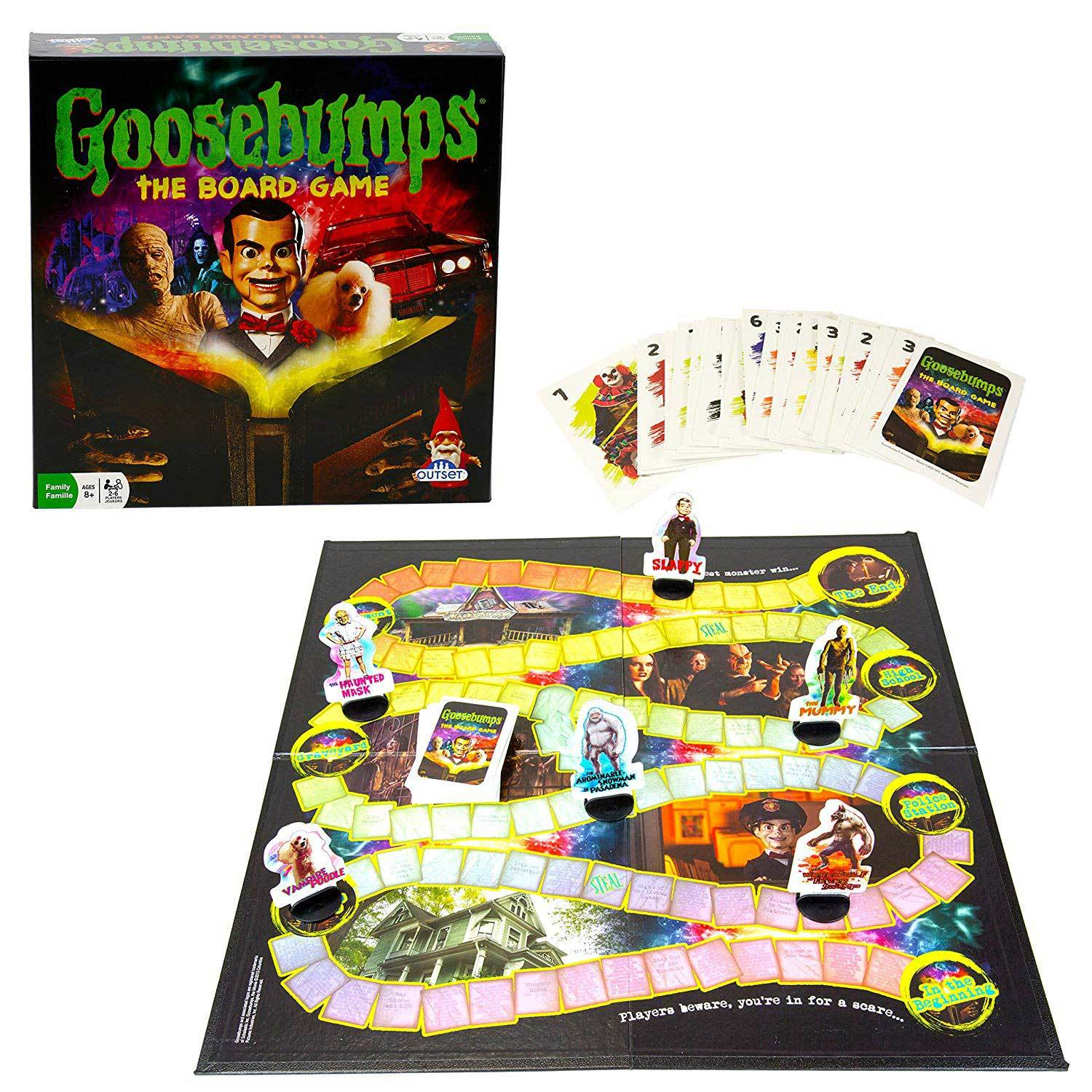 Goosebumps Movie Game photo