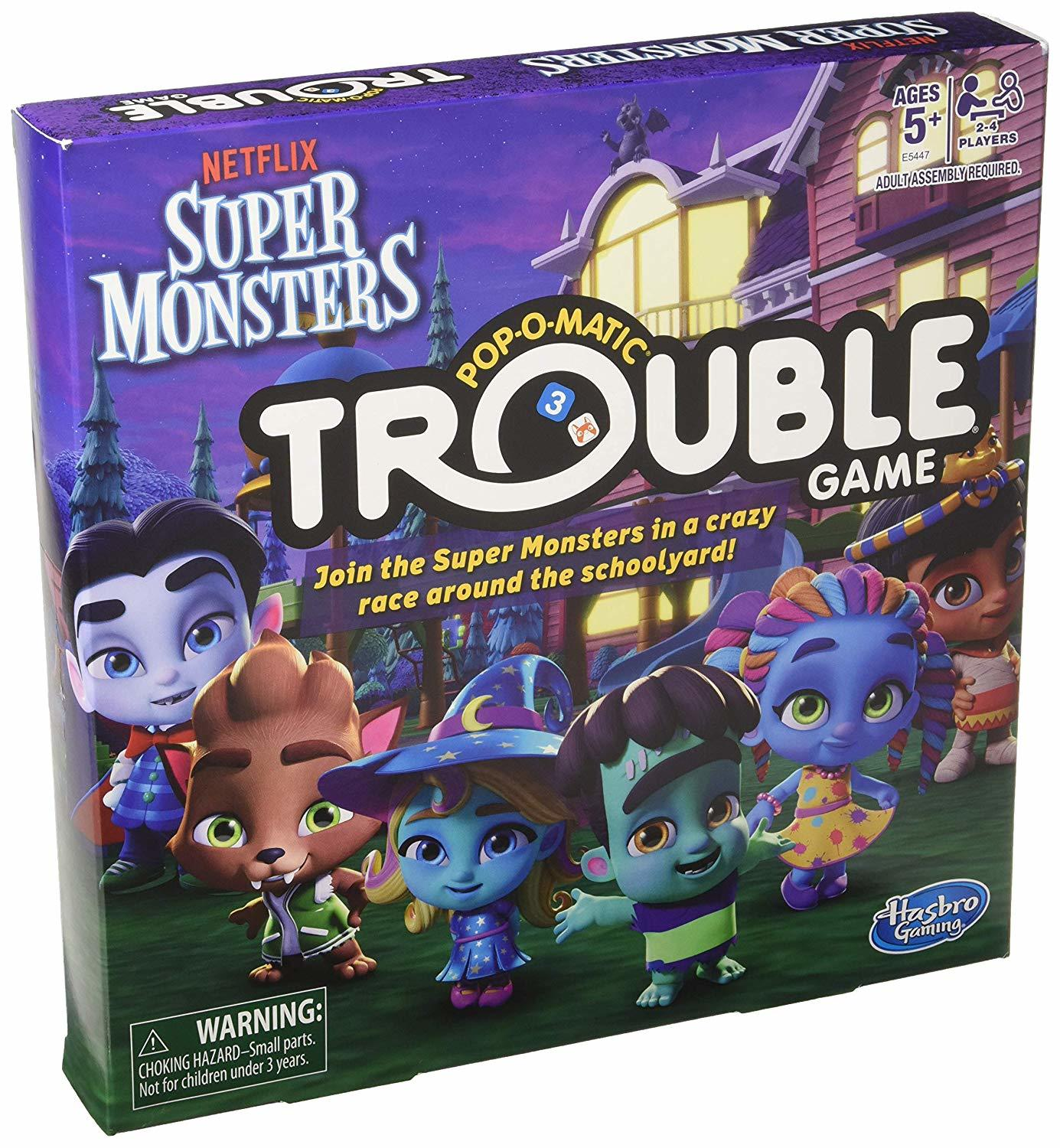 Super Monsters Trouble photo