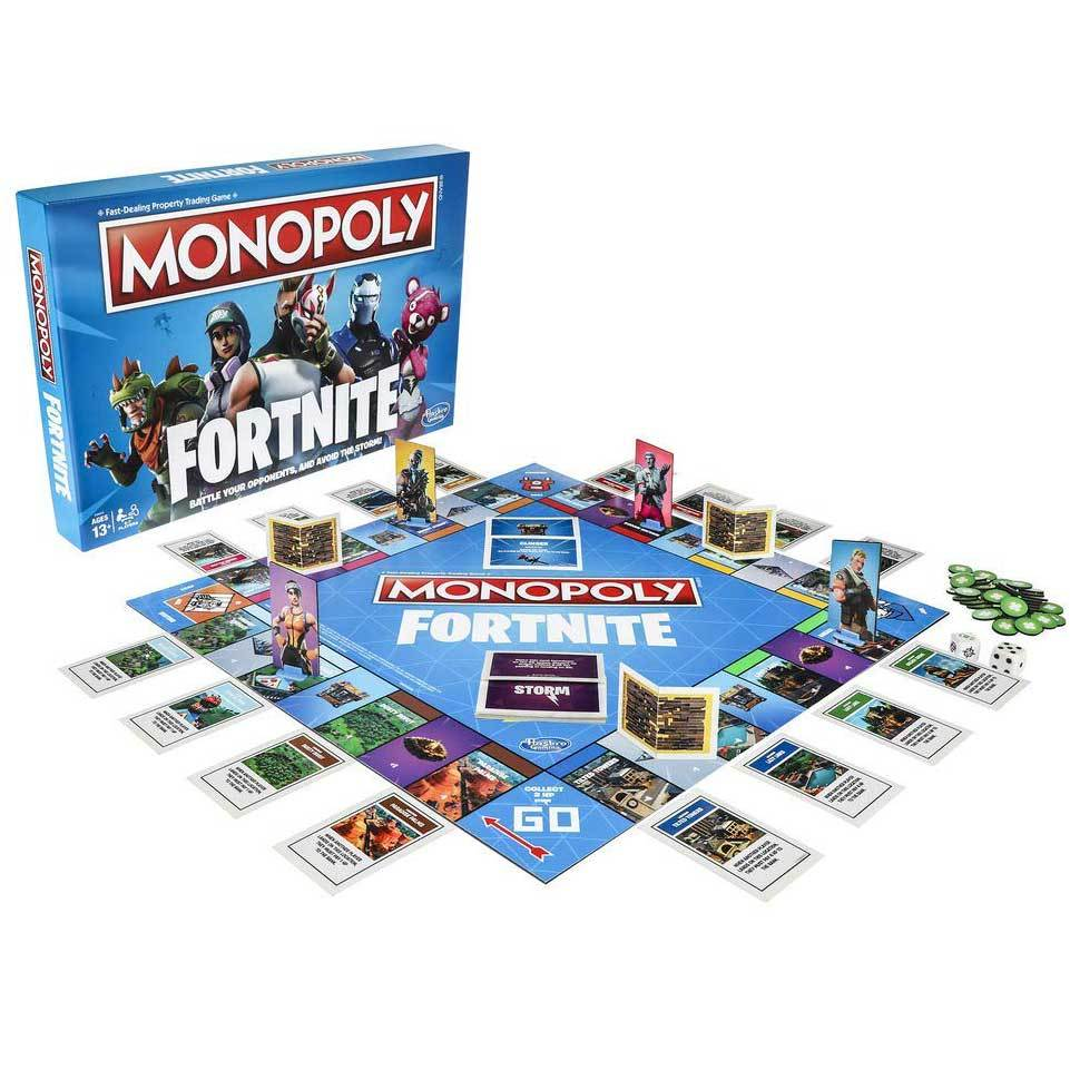 Fortnite Monopoly photo