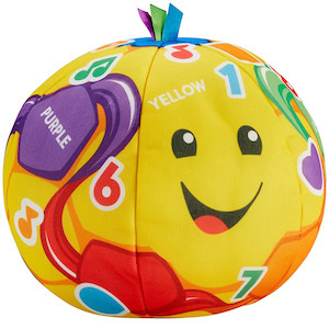 Fisher-Price Laugh & Learn Kick & Learn Soccer Ball photo