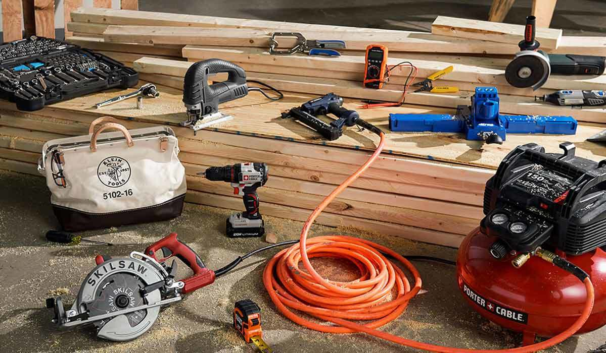 10 Top Tools to Have on Hand For Any Backyard DIY Project This Summer