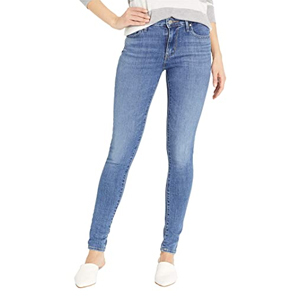Levi's high-waist skinny jeans from Zappos photo