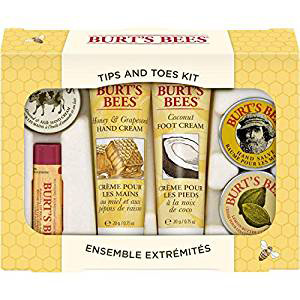 Burt's Bees Tips and Toes Kit photo