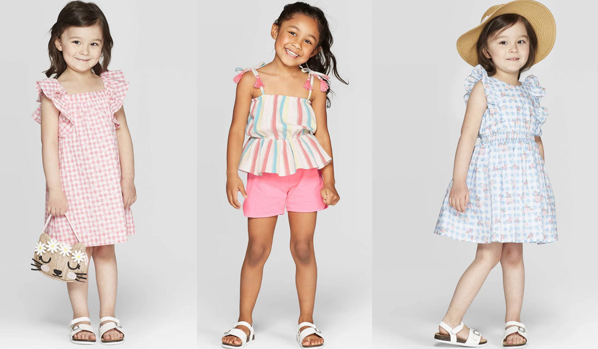 Shop Mila and Emma Stauffer's Latest Launch at Target!