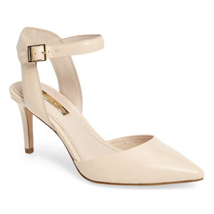 cream pump with ankle strap photo