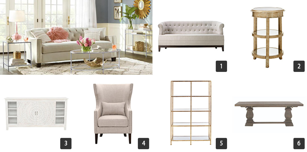 Furniture from The Home Depot's Memorial Day savings event photo