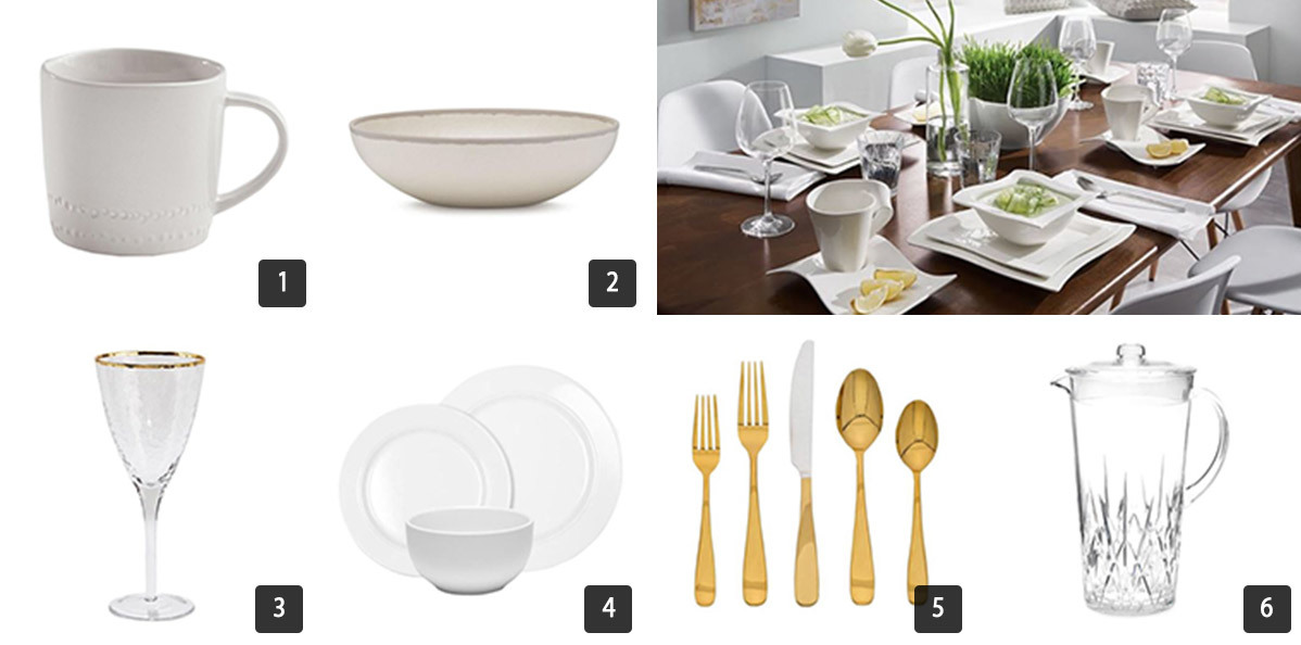 Tableware from The Home Depot's Memorial Day savings event photo