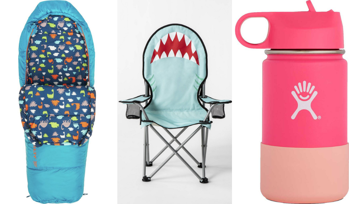 The Best Camping Gear for Families with Kids