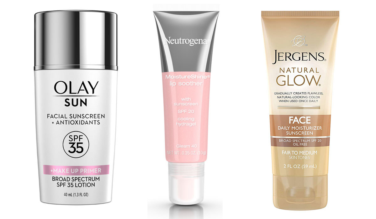 9 SPF-Infused Beauty Products That Will Save Busy Moms Time This Summer