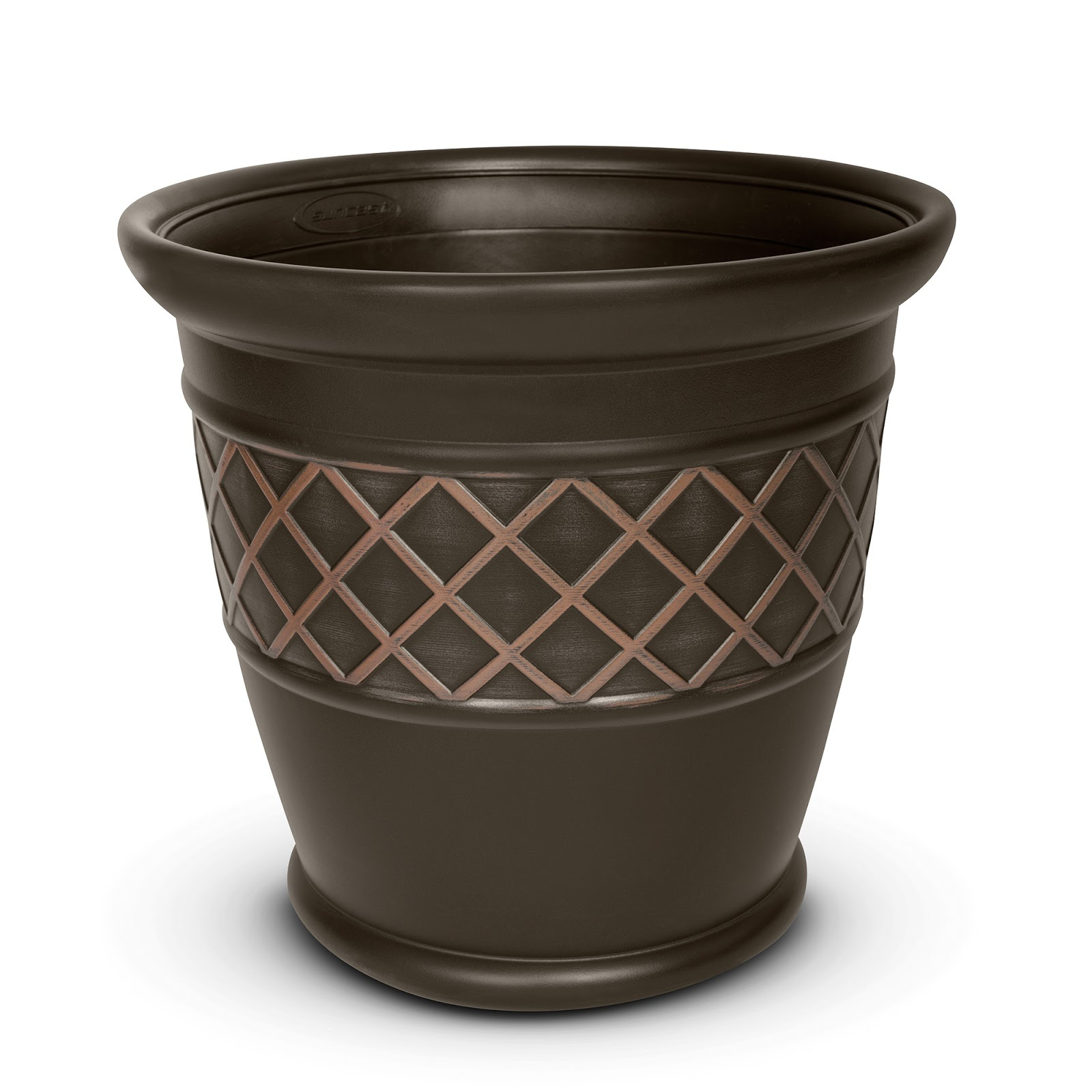 Better Homes and Gardens Lattice Planter photo