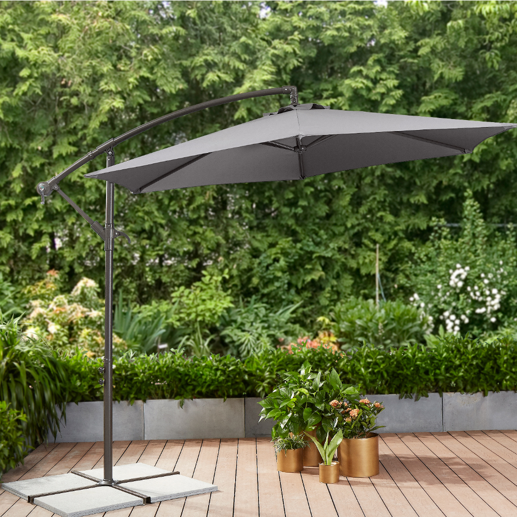 Mainstays Collinsport Cantilever Umbrella photo
