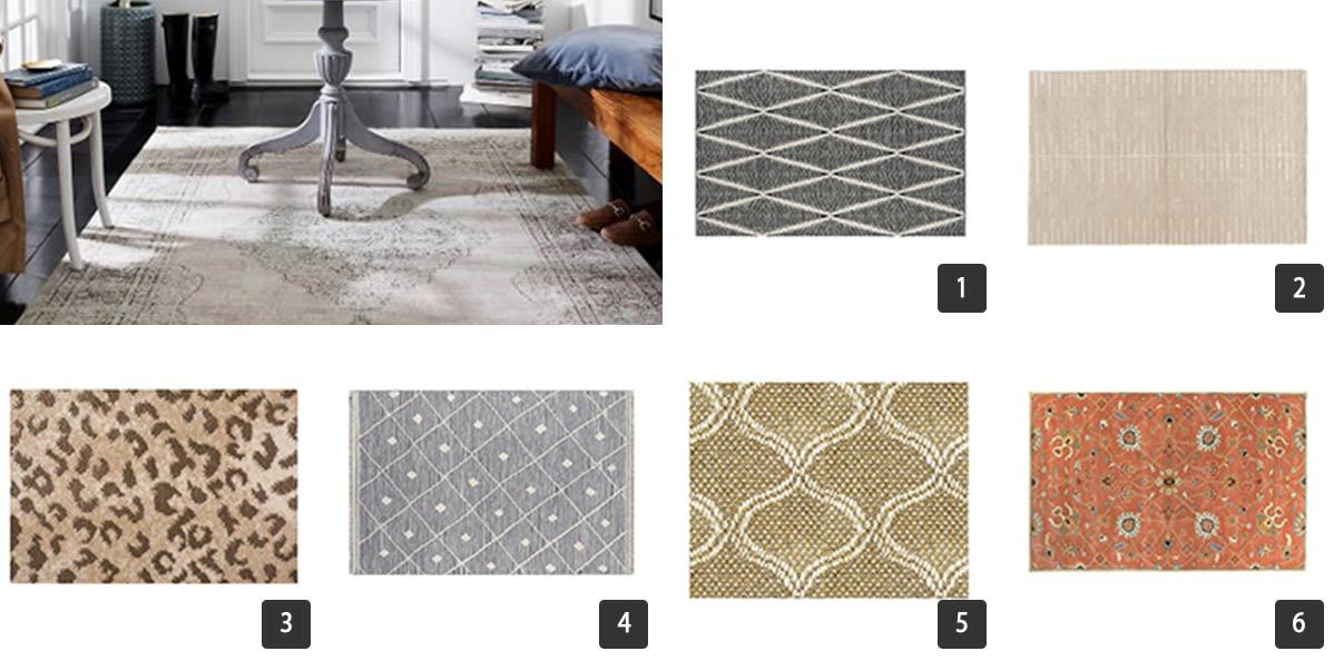 One Kings Lane Memorial Day sale on rugs photo