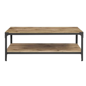 Two-tier coffee table photo