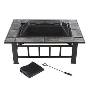 Fire pit table from Wayfair photo