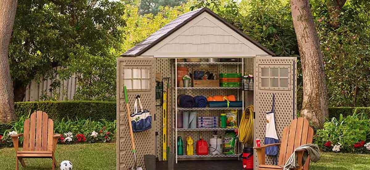 Genius Outdoor Storage Solutions for Your Shed and Beyond